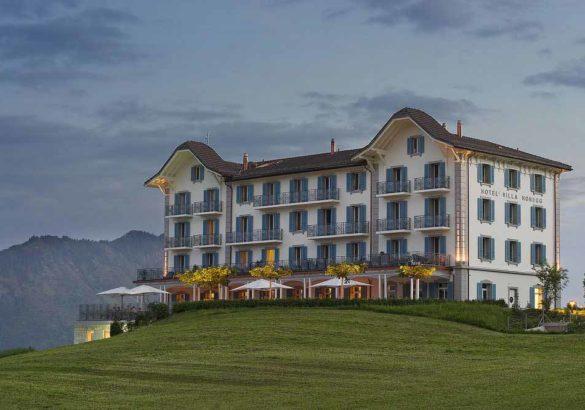 โรงแรมที่ดีที่สุดในโลก สร้างความประทับใจ Hotel Villa Honegg